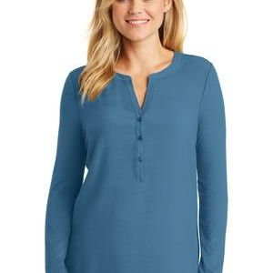 Ladies Concept Henley Tunic Thumbnail