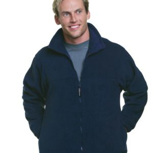 USA-Made Full-Zip Fleece Jacket Thumbnail